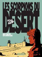 Couverture Les scorpions du Désert - Un fortin en Dancalie, tome 3