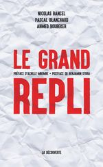 Couverture Le grand repli