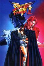 Affiche Street Fighter II: V