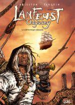 Couverture La Méphitique Armada - Lanfeust Odyssey, tome 7