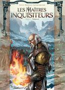 Couverture Nikolaï - Les Maîtres Inquisiteurs, tome 3