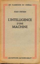 Couverture L'Intelligence d'une machine