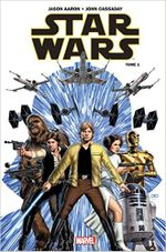 Couverture Skywalker passe à l'attaque - Star Wars (2015), tome 1