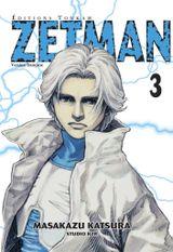 Couverture Zetman, tome 3