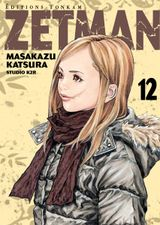 Couverture Zetman, tome 12