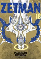Couverture Zetman, tome 18
