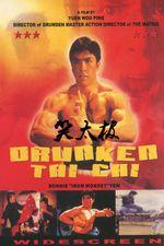 Affiche Drunken Tai-Chi