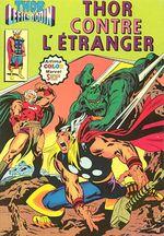 Couverture Thor contre l'Etranger - Thor le fils d'Odin, tome 9