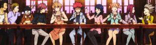Cover Itadakimasu ! Liste des animes sur la nourriture et la cuisine.