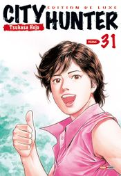 Couverture City Hunter, tome 31