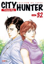 Couverture City Hunter, tome 32