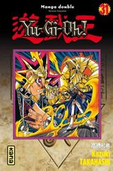 Couverture Yu-Gi-Oh! (Édition double), tome 16