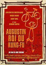 Affiche Augustin, roi du kung-fu