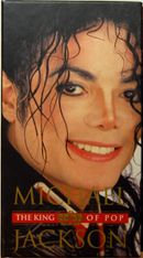 Pochette Michael Jackson: The King Of Pop