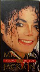 Pochette Michael Jackson: The King Of Pop
