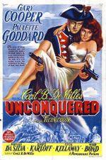 Affiche Unconquered