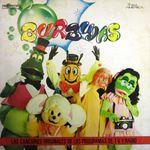 Pochette Burbujas: Las canciones originales de los programas de TV y radio