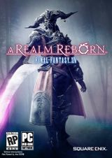 Jaquette Final Fantasy XIV: A Realm Reborn