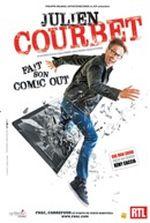 Affiche Julien Courbet fait son comic out