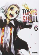 Couverture Tokyo Ghoul, tome 6