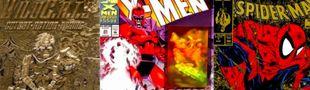 Cover les meilleurs comics des années 90, même si j'aime pas cette période.