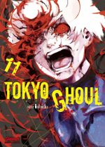 Couverture Tokyo Ghoul, tome 11