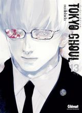 Couverture Tokyo Ghoul, tome 13