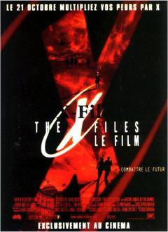 Affiche The X-Files, le film
