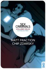Couverture Au Fond du Trou - Sex Criminals, tome 2