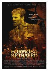 Affiche Formosa Betrayed