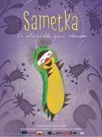 Affiche Sametka, la chenille qui danse