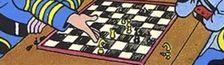 Cover Top 15 Bandes Dessinées d'échecs