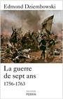 Couverture La Guerre de Sept Ans (1756-1763)