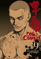 Couverture Coq de Combat, tome 9