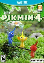 Jaquette Pikmin 4