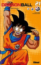 Couverture Dragon Ball (Intégrale), tome 21