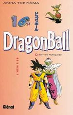 Couverture L'Héritier - Dragon Ball, tome 16