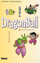 Couverture Maître Kaïo - Dragon Ball, tome 18