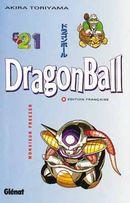 Couverture Monsieur Freezer - Dragon Ball, tome 21