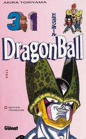 Couverture Cell - Dragon Ball, tome 31