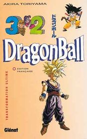 Couverture Transformation ultime - Dragon Ball, tome 32