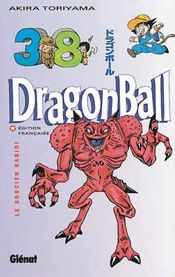 Couverture Le Sorcier Babidi - Dragon Ball, tome 38