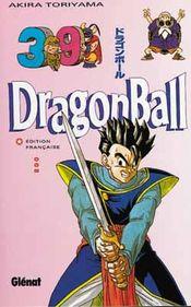 Couverture Boo - Dragon Ball, tome 39