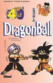 Couverture La Fusion - Dragon Ball, tome 40