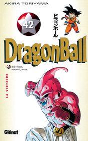 Couverture La Victoire - Dragon Ball, tome 42