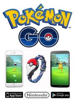 Jaquette Pokémon GO