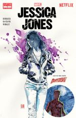 Couverture Marvel's Jessica Jones