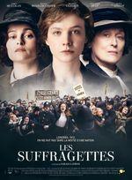 Affiche Les Suffragettes
