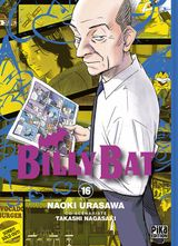 Couverture Billy Bat, tome 16