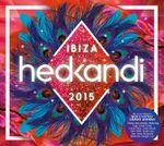 Pochette Hed Kandi: Ibiza 2015